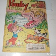 Tebeos: PUMBY 955.EDITORIAL VALENCIANA,AÑO 1955.. Lote 289657633