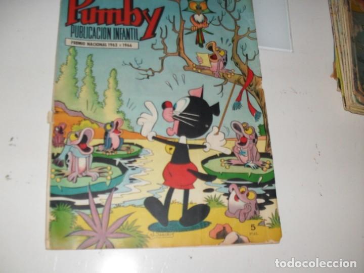 PUMBY 657.EDITORIAL VALENCIANA,AÑO 1955. (Tebeos y Comics - Valenciana - Pumby)