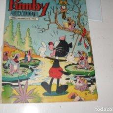 Tebeos: PUMBY 657.EDITORIAL VALENCIANA,AÑO 1955.. Lote 289657783