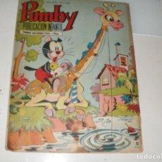 Tebeos: PUMBY 642.EDITORIAL VALENCIANA,AÑO 1955.. Lote 289657888