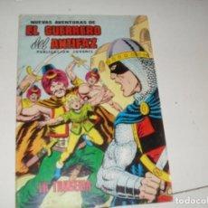 Livros de Banda Desenhada: NUEVAS AVENTURAS DE EL GUERRERO DEL ANTIFAZ,110,EL ULTIMO.EDITORIAL VALENCIANA.. Lote 289667123