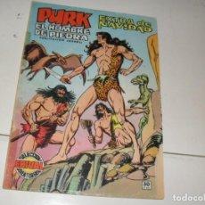 Tebeos: PURK EL HOMBRE DE PIEDRA.EXTRA VACACIONES 1974.EDITORIAL VALENCIANA.. Lote 289668048