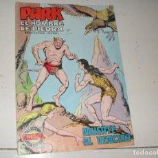 Tebeos: PURK EL HOMBRE DE PIEDRA.COLOR 98.EDITORIAL VALENCIANA.. Lote 289668523
