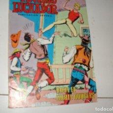 Tebeos: EL PEQUEÑO LUCHADOR 72.EDITORIAL VALENCIANA AÑO 1977.. Lote 289670793