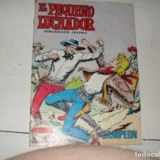Tebeos: EL PEQUEÑO LUCHADOR 36.REEDICION.EDITORIAL VALENCIANA,AÑO 1980.. Lote 289788253