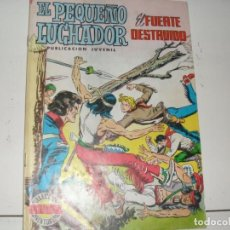 Tebeos: EL PEQUEÑO LUCHADOR 35.REEDICION.EDITORIAL VALENCIANA,AÑO 1980.. Lote 289788318