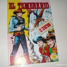 Tebeos: EL TEMERARIO 8.REEDICION.EDITORIAL VALENCIANA,AÑO 1980.. Lote 289788558