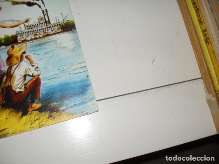 TOM SAWYER.CLASICO EN COLOR.EDITORIAL VALENCIANA,AÑO 1981. (Tebeos y Comics - Valenciana - Otros)