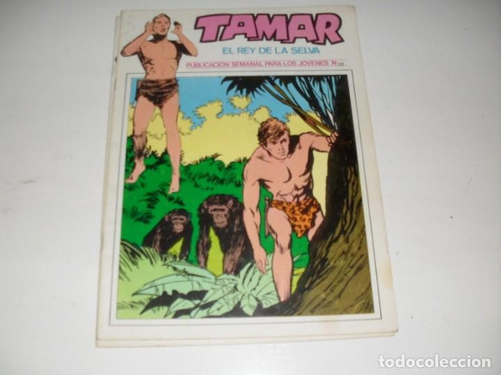 TAMAR 38.EDICIONES URSUS,AÑO 1973.REEDICION. (Tebeos y Comics - Valenciana - Otros)