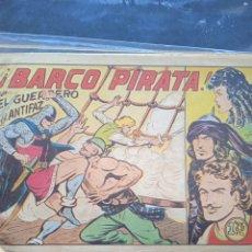 Tebeos: BARCO PIRATA - CON EL GUERRERO DEL ANTIFAZ N°187. Lote 289861938