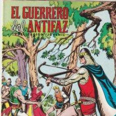 Tebeos: GUERRERO DEL ANTIFAZ COLOR. Nº 186. Lote 289864978