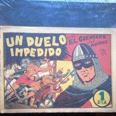 Tebeos: UN DUELO IMPEDIDO -CON EL GUERRERO DEL ANTIFAZ N°12. Lote 289870473