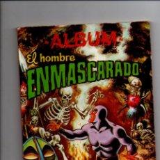 Tebeos: ALBUM EL HOMBRE ENMASCARADO. TOMO Nº 5. EDITORIAL VALENCIANA, ABRIL 1981. Lote 290084588