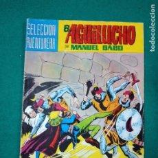 Tebeos: EL AGUILUCHO Nº 24. MANUEL GAGO. EDITORA VALENCIANA.. Lote 290189223