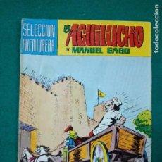Tebeos: EL AGUILUCHO Nº 23. MANUEL GAGO. EDITORA VALENCIANA.. Lote 290189278