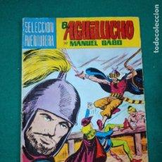 Tebeos: EL AGUILUCHO Nº 22. MANUEL GAGO. EDITORA VALENCIANA.. Lote 290189308