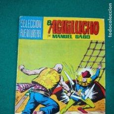 Tebeos: EL AGUILUCHO Nº 21. MANUEL GAGO. EDITORA VALENCIANA.. Lote 290189378