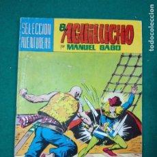 Tebeos: EL AGUILUCHO Nº 21. MANUEL GAGO. EDITORA VALENCIANA.. Lote 290189423