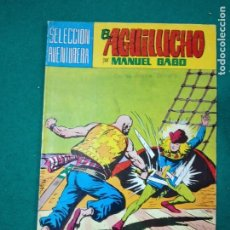 Tebeos: EL AGUILUCHO Nº 21. MANUEL GAGO. EDITORA VALENCIANA.. Lote 290189503