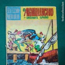 Tebeos: EL AGUILUCHO Nº 19. MANUEL GAGO. EDITORA VALENCIANA.. Lote 290189663