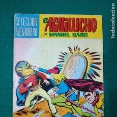 Tebeos: EL AGUILUCHO Nº 12. MANUEL GAGO. EDITORA VALENCIANA.. Lote 290189738