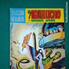 Tebeos: EL AGUILUCHO Nº 11. MANUEL GAGO. EDITORA VALENCIANA.. Lote 290190018