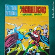 Tebeos: EL AGUILUCHO Nº 9. MANUEL GAGO. EDITORA VALENCIANA.. Lote 290190108
