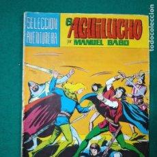 Tebeos: EL AGUILUCHO Nº 9. MANUEL GAGO. EDITORA VALENCIANA.. Lote 290190168