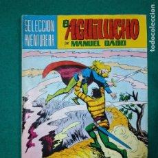 Tebeos: EL AGUILUCHO Nº 8. MANUEL GAGO. EDITORA VALENCIANA.. Lote 290190278
