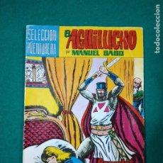Tebeos: EL AGUILUCHO Nº 1. MANUEL GAGO. EDITORA VALENCIANA.. Lote 290190623
