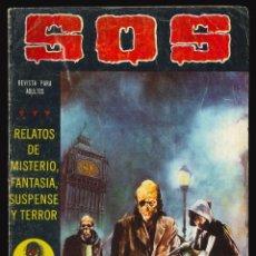 Tebeos: SOS (SEGUNDA ÉPOCA) - VALENCIANA / NÚMERO 8. Lote 290238253