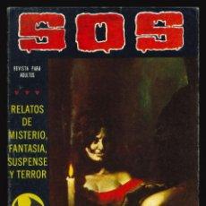 Tebeos: SOS (SEGUNDA ÉPOCA) - VALENCIANA / NÚMERO 10. Lote 290238548