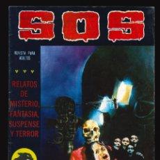 Tebeos: SOS (SEGUNDA ÉPOCA) - VALENCIANA / NÚMERO 11. Lote 290238623