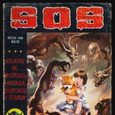 Tebeos: SOS (SEGUNDA ÉPOCA) - VALENCIANA / NÚMERO 27. Lote 290238698