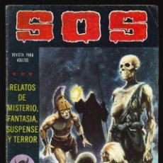 Tebeos: SOS (SEGUNDA ÉPOCA) - VALENCIANA / NÚMERO 30. Lote 290238788