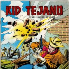 Tebeos: KID TEJANO Nº 16 (VALENCIANA 1980). Lote 290457653