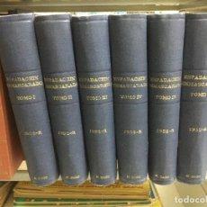 Tebeos: EL ESPADACHIN ENMASCARADO 84 NUMEROS 2 EDICION EN 6 TOMOS (VER DESCRIPCION) VALENCIANA 1981. Lote 291179763