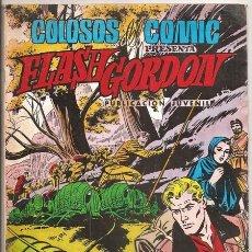 Tebeos: FLASH GORDON, 27: CATÁSTROFE EN VENUS / COLOSOS DEL CÓMIC, 153 – VALENCIANA, 10/1980. Lote 291349893