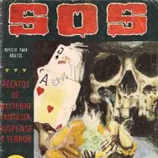 Tebeos: SOS-II ÉPOCA-HISTORIAS DE TERROR- Nº 29 -E.PUCHADES-J.LANZÓN-A.USERO-1982-M.DIFÍCIL-CORRECTO-5645. Lote 291916433