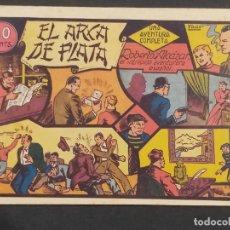 Tebeos: ROBERTO ALCAZAR ORIGINAL EL 14 EL ARCA DE PLATA 60 CTS PRIMERA EDICION. Lote 291990418