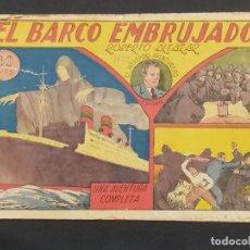 Tebeos: ROBERTO ALCAZAR Y PEDRIN , Nº 2 , EL BARCO EMBRUJADO, 60 CENTIMOS. ORIGINAL , H. Lote 292094033
