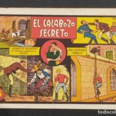 Tebeos: ROBERTO ALCAZAR Y PEDRIN ,EL CALABOZO SECRETO, 75 CENTS ORIGINAL .. Lote 292098498