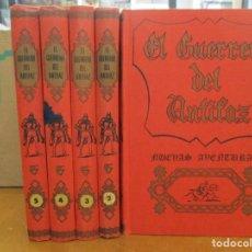 Livros de Banda Desenhada: GUERRERO DEL ANTIFAZ NUEVAS AVENTURAS - 5 TOMOS - 110 NUMEROS - COLECCION COMPLETA - VALENCIANA. Lote 292137598
