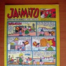 Tebeos: JAIMITO, Nº 906, MIGUELÍN - REVISTA PARA LOS JÓVENES, AÑO XXII - EDITORIAL VALENCIANA. Lote 292155293