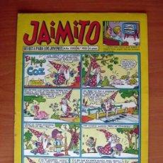 Tebeos: JAIMITO, Nº 910, EL MAGO DE COZ - REVISTA PARA LOS JÓVENES, AÑO XXII - EDITORIAL VALENCIANA. Lote 292156108