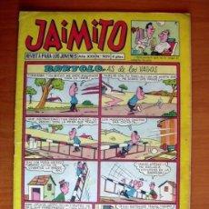 Tebeos: JAIMITO, Nº 909, BARTOLO, AS DE LOS VAGOS- REVISTA PARA LOS JÓVENES, AÑO XXII - EDITORIAL VALENCIANA. Lote 292157313