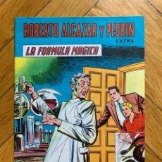 Tebeos: ROBERTO ALCÁZAR Y PEDRÍN EXTRA 36 - MUY BUEN ESTADO. Lote 292172433