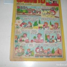 Tebeos: JAIMITO 1534.EDITORIAL VALENCIANA,AÑO 1944.. Lote 292600373