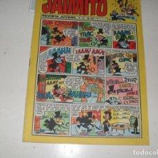 Tebeos: JAIMITO 1255.EDITORIAL VALENCIANA,AÑO 1944.. Lote 292601883
