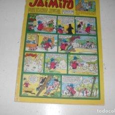 Tebeos: JAIMITO 1214.EDITORIAL VALENCIANA,AÑO 1944.. Lote 292602188